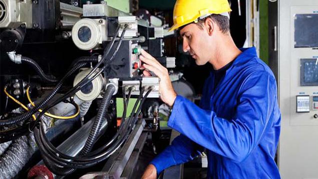 Technicien ne de maintenance industrielle sencampus - Grille salaire technicien maintenance industrielle ...